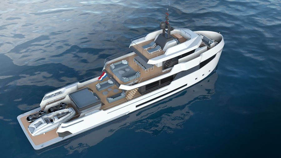 LYNX YACHTS – ADVENTURE 32