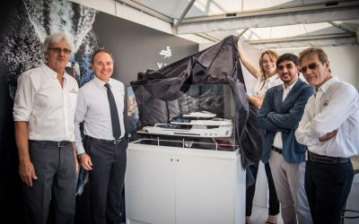 ANOTHER SUCCESSFUL MONACO YACHT SHOW FOR LYNX YACHTS
