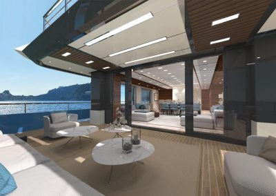 Adventure yachts