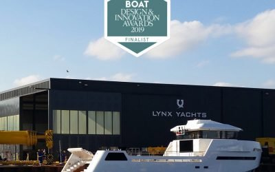 THE YXT 24 EVOLUTION HAS BEEN SHORTLISTED AS A FINALIST FOR THE BOAT INTERNATIONAL DESIGN & INNOVATION AWARDS 2019!