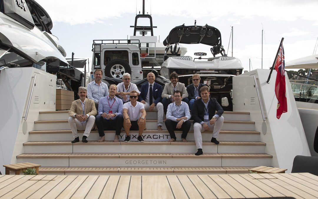 ANOTHER SUCCESSFUL EDITION OF THE MONACO YACHT SHOW!